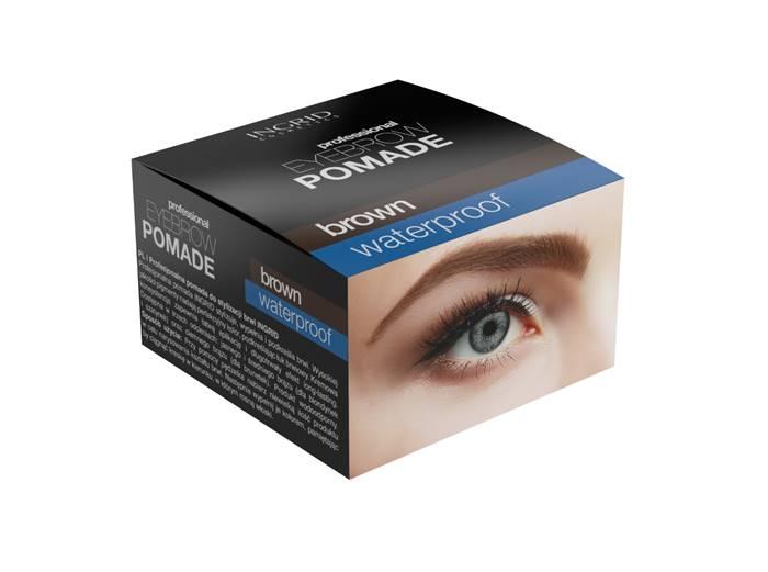 Ingrid Professional Eyebrow Pomade Wodoodporna Pomada Do Brwi 200