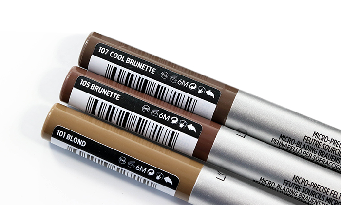 Loreal Brow Artist Micro Tatoo Marker Do Brwi 105 Brunette 1g